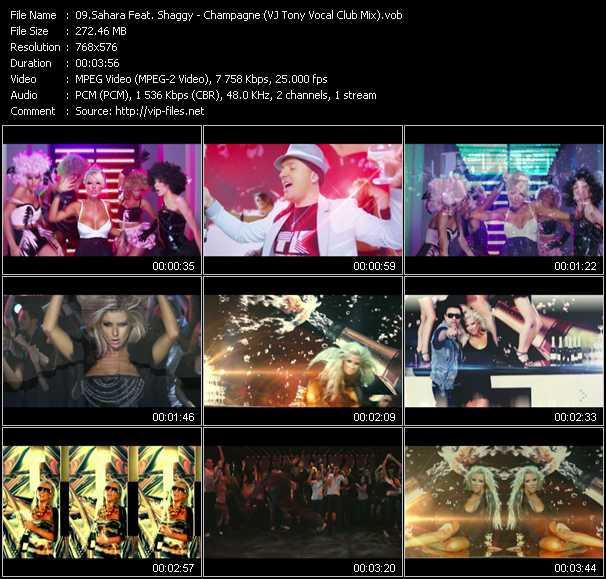 Sahara Feat. Shaggy video screenshot