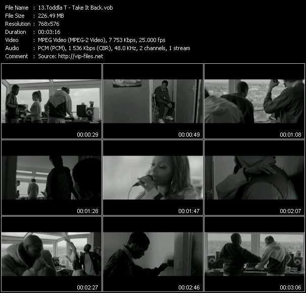 Toddla T video screenshot