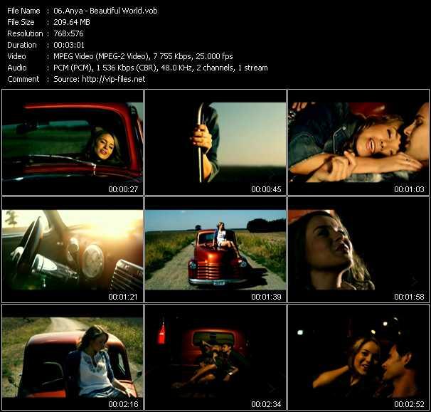 Anya video screenshot