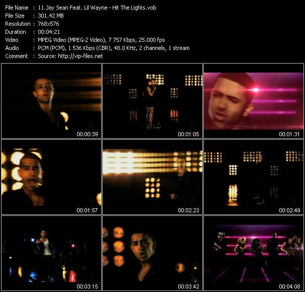 Jay Sean Feat. Lil' Wayne video screenshot