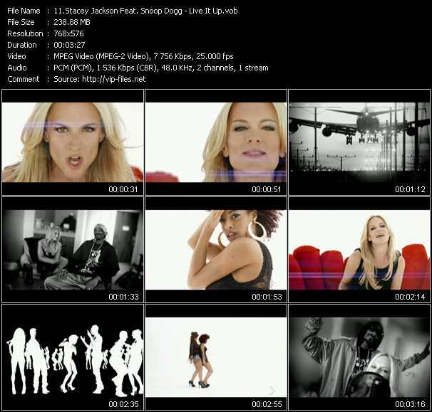 Stacey Jackson Feat. Snoop Dogg video screenshot