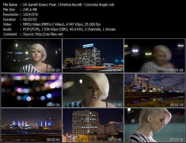 Gareth Emery Feat. Christina Novelli video screenshot