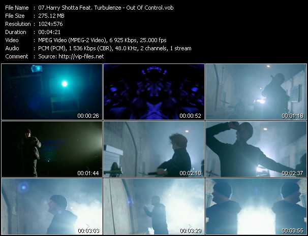 Harry Shotta Feat. Turbulenze video screenshot
