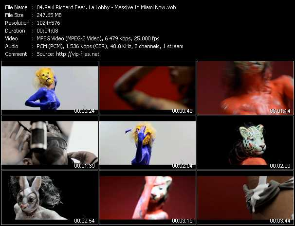 Paul Richard Feat. La Lobby video screenshot