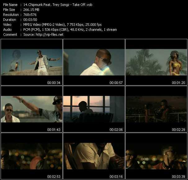Chipmunk Feat. Trey Songz video screenshot