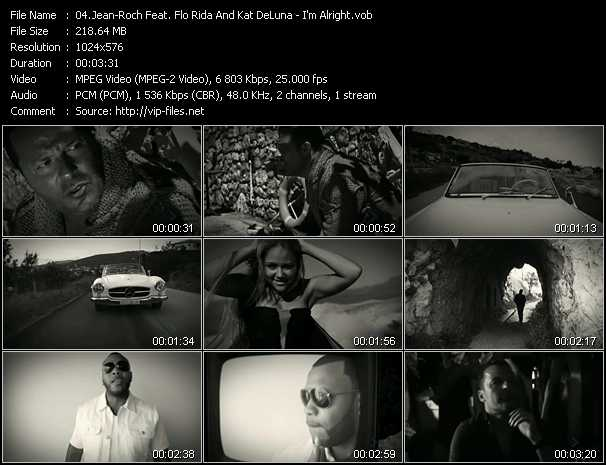 Jean-Roch Feat. Flo Rida And Kat DeLuna video screenshot