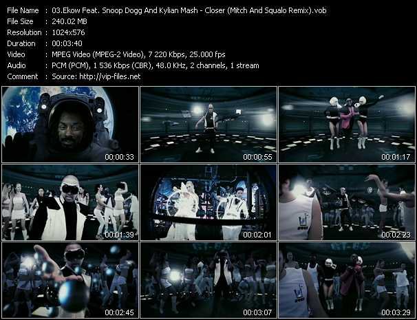 Ekow Feat. Snoop Dogg And Kylian Mash video screenshot