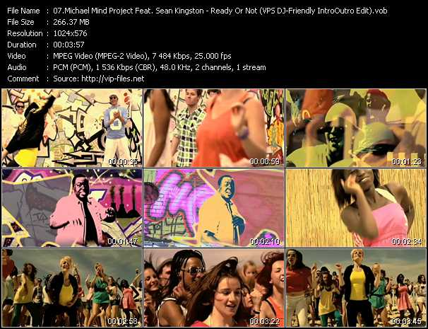 Michael Mind Project Feat. Sean Kingston video screenshot