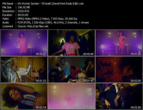 video Til Death (Denzil Park Radio Edit) screen