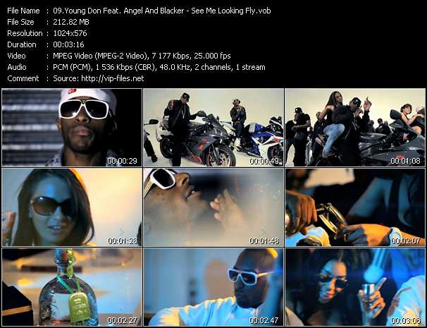 Young Don Feat. Angel And Blacker video screenshot