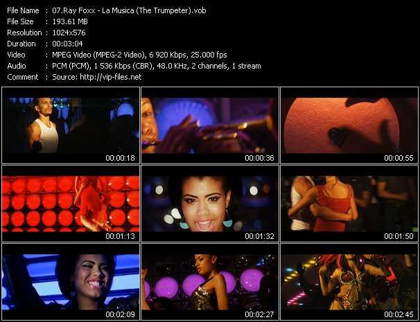 Ray Foxx video screenshot