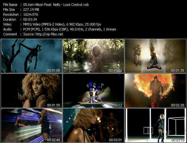 Keri Hilson Feat. Nelly video screenshot