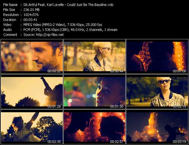 Artful Feat. Karl Lavelle video screenshot