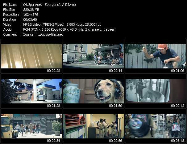 Spankers video screenshot