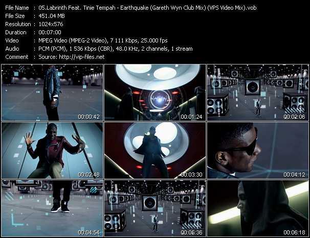 Labrinth Feat. Tinie Tempah video screenshot