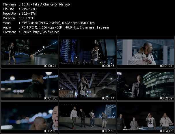 Jls video screenshot