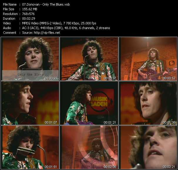 Donovan video screenshot