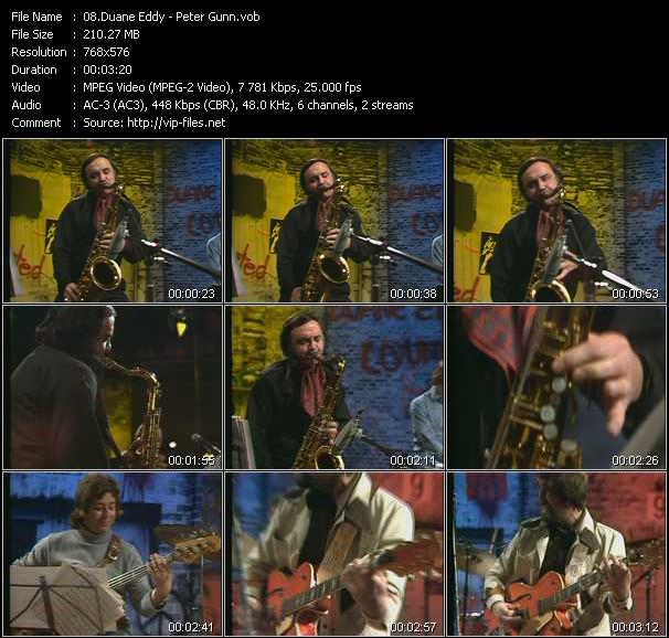 Duane Eddy video screenshot