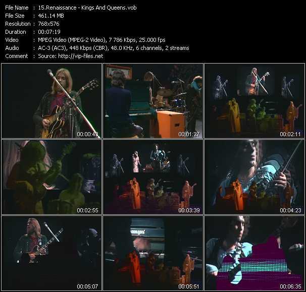 Renaissance video screenshot