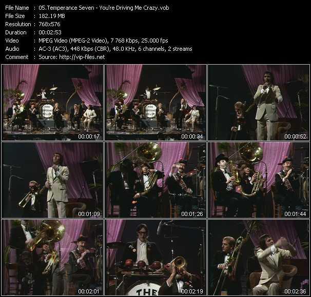 Temperance Seven video screenshot