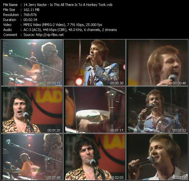 Jerry Naylor video screenshot
