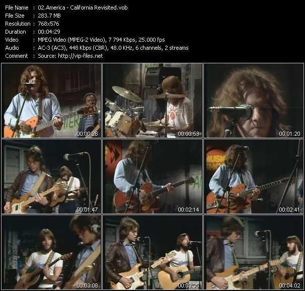 America video screenshot