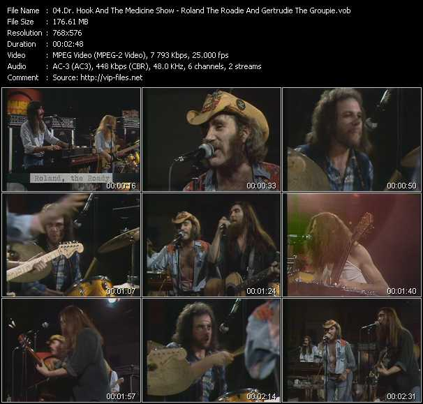 Dr. Hook And The Medicine Show video screenshot