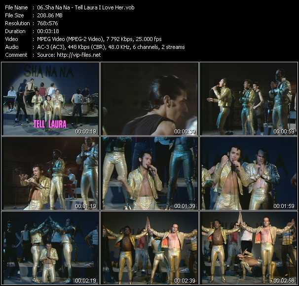 Sha Na Na video screenshot