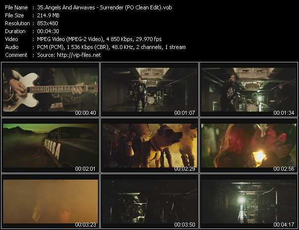 Angels And Airwaves video screenshot