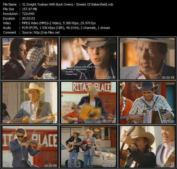 Dwight Yoakam And Buck Owens video screenshot