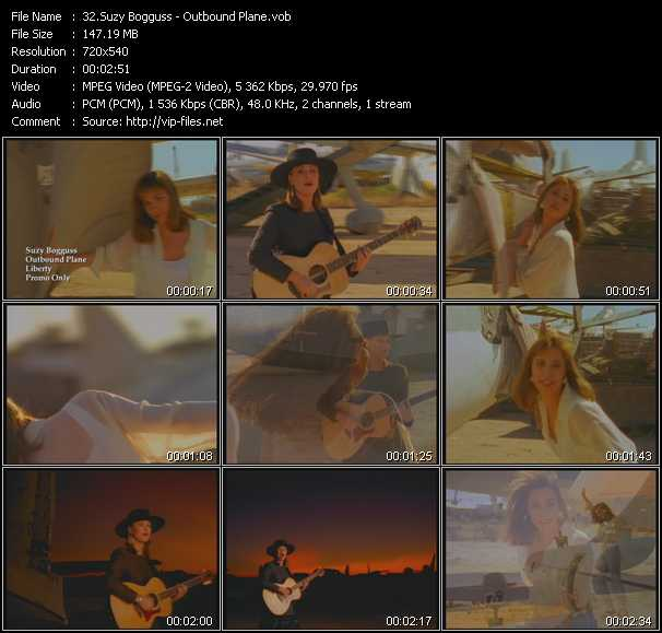 Suzy Bogguss video screenshot