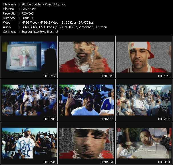 Joe Budden video screenshot