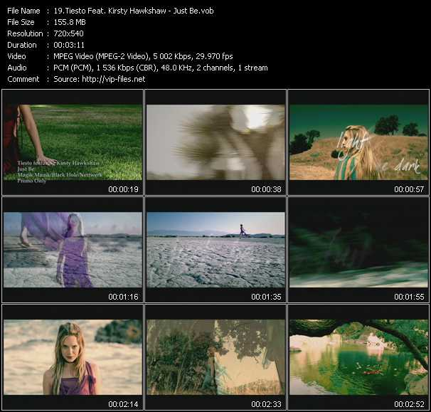 Tiesto Feat. Kirsty Hawkshaw video screenshot
