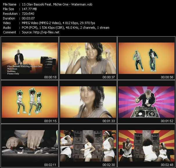 Olav Basoski Feat. Michie One video screenshot