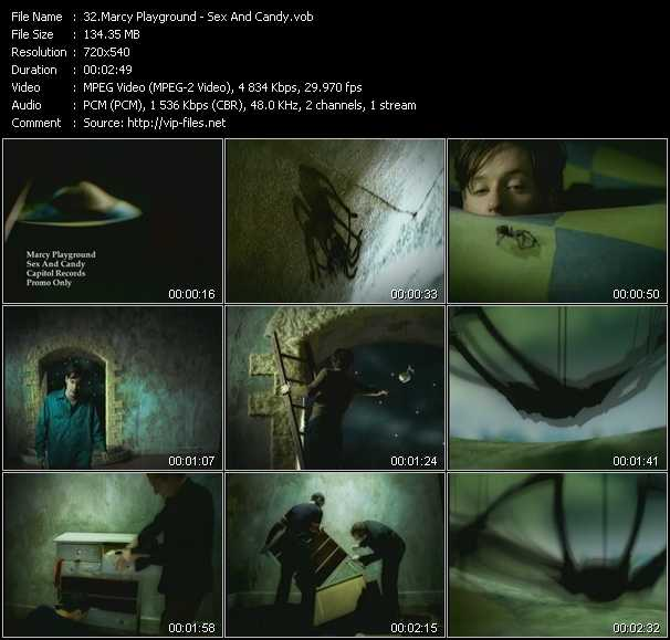 Marcy Playground video screenshot