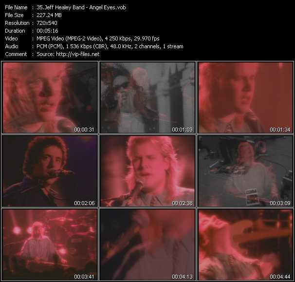 Jeff Healey Band video screenshot