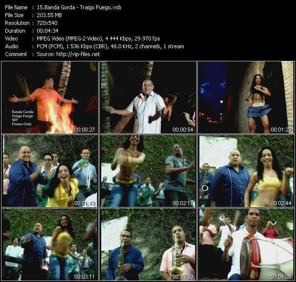 Banda Gorda video screenshot