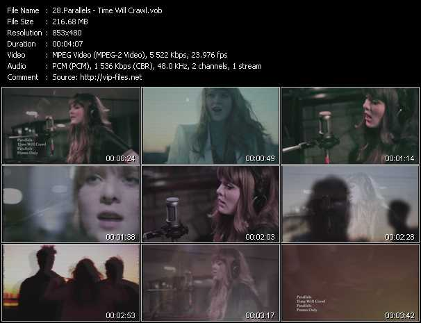 Parallels video screenshot