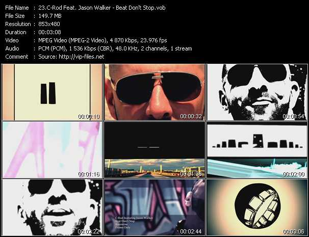 C-Rod Feat. Jason Walker video screenshot