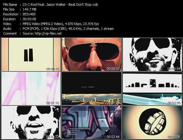 C-Rod Feat. Jason Walker video screenshot