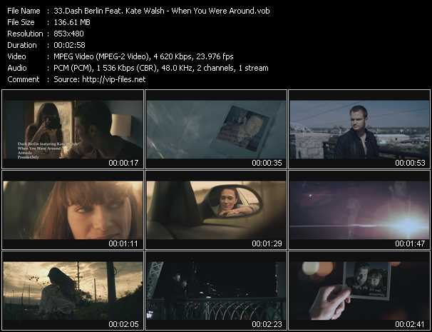 Dash Berlin Feat. Kate Walsh video screenshot