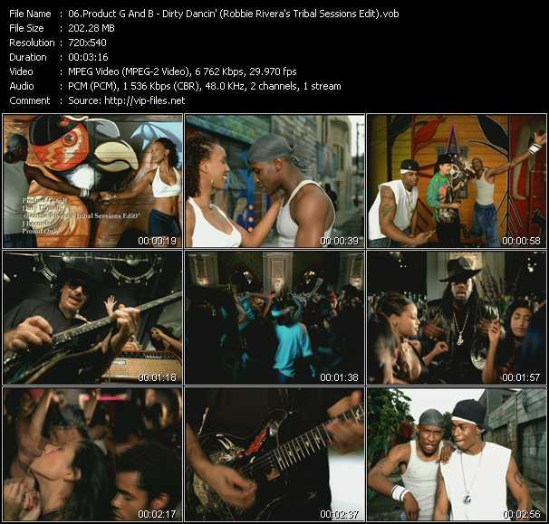 Product G And B video screenshot