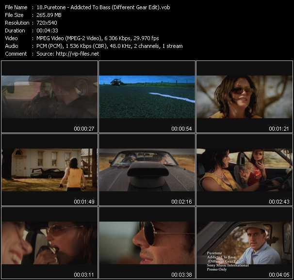 Puretone video screenshot