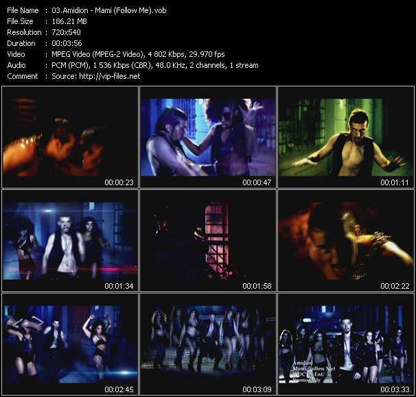 Amidion video screenshot