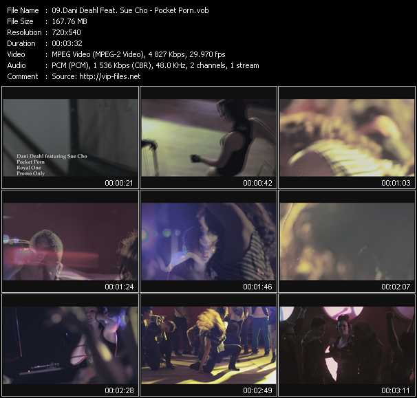 Dani Deahl Feat. Sue Cho video screenshot