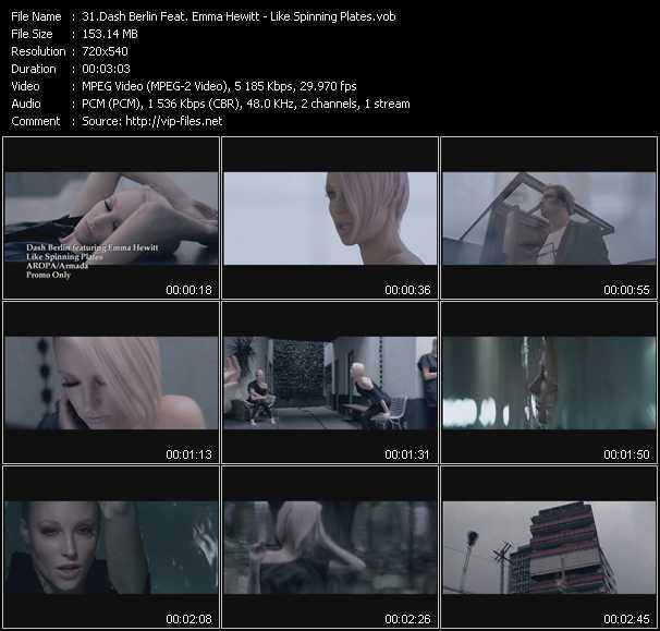 Dash Berlin Feat. Emma Hewitt video screenshot