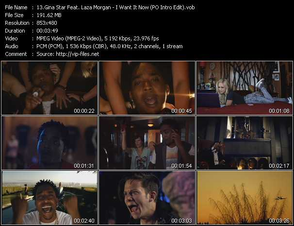 Gina Star Feat. Laza Morgan video screenshot