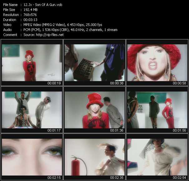 Jx video screenshot