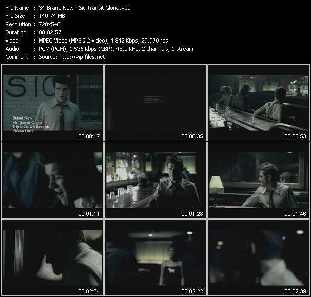 Brand New video screenshot