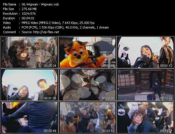 Wigwam video screenshot